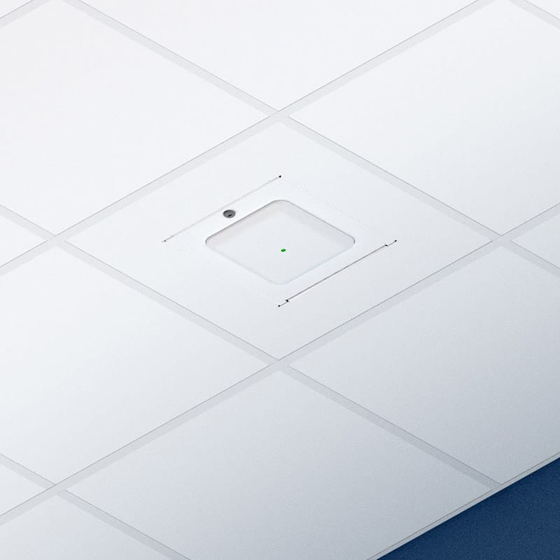 Wireless Access Point Ceiling Enclosure Oberon Inc Oberon