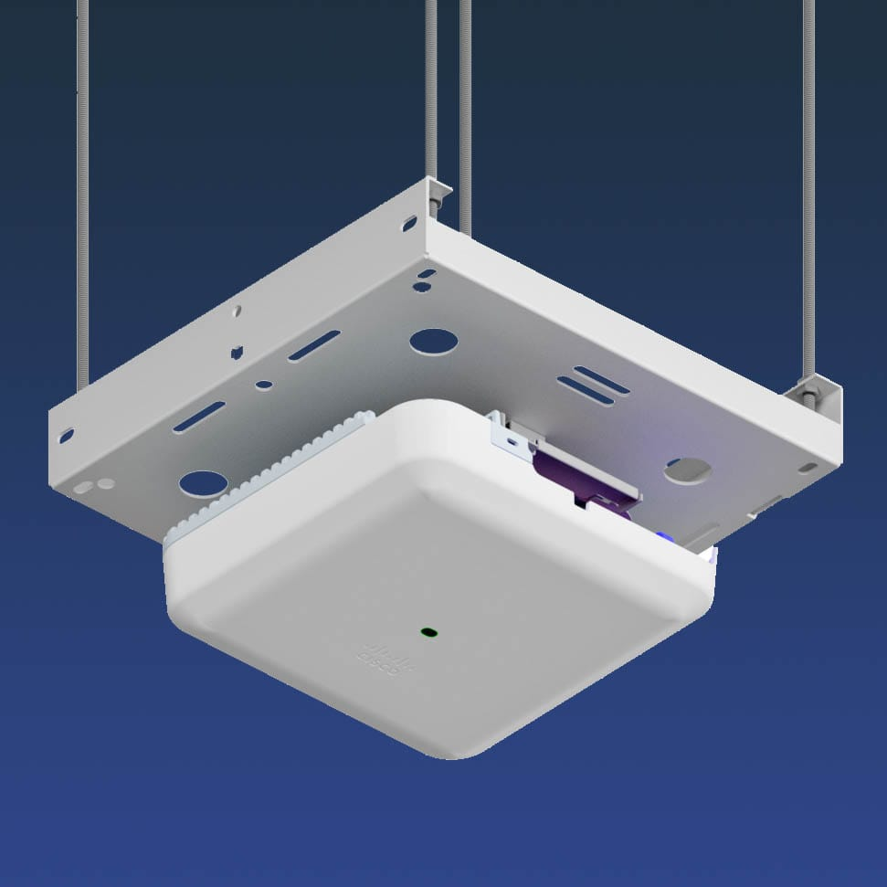 Oberon Inc Open Ceiling And Right Angle Wall Mounts H